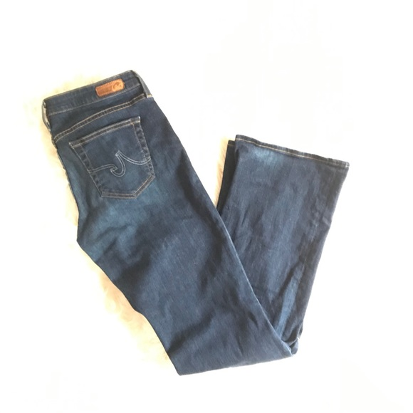 Ag Adriano Goldschmied Denim - AG  The Jessie Curvy Boot Cut Jeans Size 30R